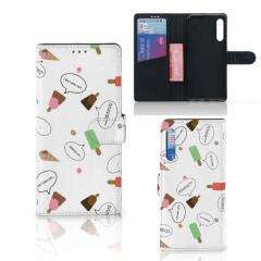 Huawei P Smart Pro Book Cover IJsjes