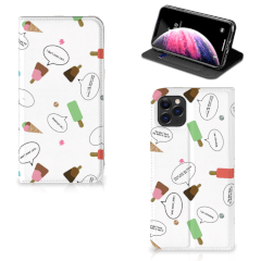 Apple iPhone 11 Pro Max Flip Style Cover IJsjes