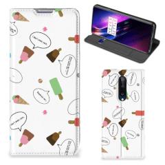 OnePlus 8 Flip Style Cover IJsjes