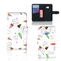 Samsung Galaxy Xcover 4   Xcover 4s Book Cover IJsjes