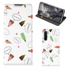 OnePlus Nord Flip Style Cover IJsjes