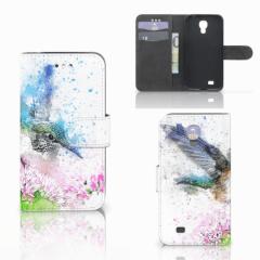 Hoesje Samsung Galaxy S4 Vogel