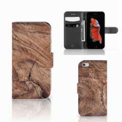 Apple iPhone 6 | 6s Book Style Case Tree Trunk