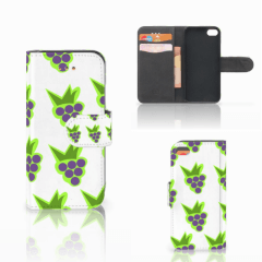 Apple iPhone 5C Book Cover Druiven