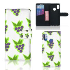 Xiaomi Mi A2 Lite Book Cover Druiven