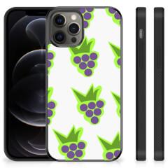 iPhone 12 Pro Max Silicone Case Druiven