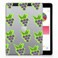 Apple iPad 9.7 2018 | 2017 Tablet Cover Druiven