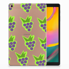 Samsung Galaxy Tab A 10.1 (2019) Tablet Cover Druiven