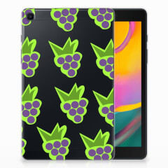Samsung Galaxy Tab A 8.0 (2019) Tablet Cover Druiven