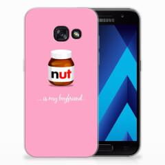 Samsung Galaxy A3 2017 Siliconen Case Nut Boyfriend