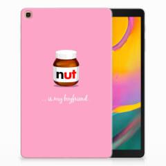 Samsung Galaxy Tab A 10.1 (2019) Tablet Cover Nut Boyfriend
