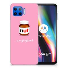 Motorola Moto G 5G Plus Siliconen Case Nut Boyfriend