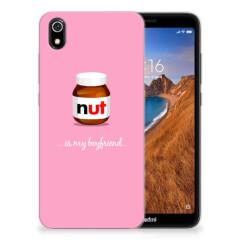 Xiaomi Redmi 7A Siliconen Case Nut Boyfriend