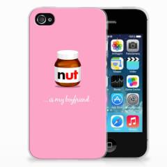 Apple iPhone 4 | 4s Siliconen Case Nut Boyfriend