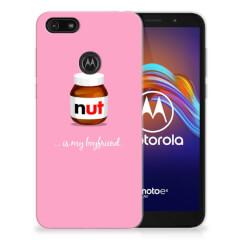 Motorola Moto E6 Play Siliconen Case Nut Boyfriend