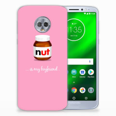 Motorola Moto G6 Plus Siliconen Case Nut Boyfriend