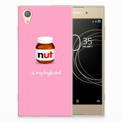 Sony Xperia XA1 Plus Siliconen Case Nut Boyfriend