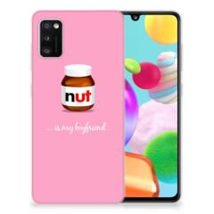 Samsung Galaxy A41 Siliconen Case Nut Boyfriend