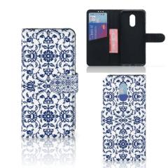 Boekhoesje OnePlus 7 met eigen foto