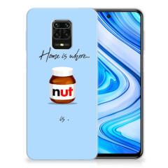 Xiaomi Redmi Note 9S | Note 9 Pro Siliconen Case Nut Home