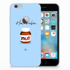 Apple iPhone 6 Plus | 6s Plus Siliconen Case Nut Home