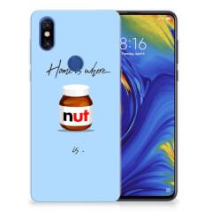 Xiaomi Mi Mix 3 Siliconen Case Nut Home