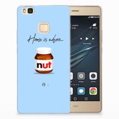 Huawei P9 Lite Siliconen Case Nut Home