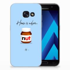 Samsung Galaxy A3 2017 Siliconen Case Nut Home