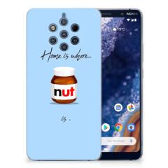 Nokia 9 PureView Siliconen Case Nut Home