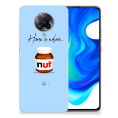 Xiaomi Poco F2 Pro Siliconen Case Nut Home