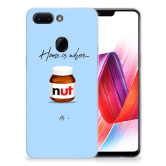 OPPO R15 Pro Siliconen Case Nut Home