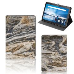 Lenovo Tablet M10 Leuk Tablet hoesje  Steen