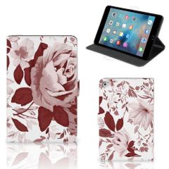 Hoes Apple iPad Mini 5 Watercolor Flowers