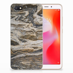 Xiaomi Redmi 6A TPU Siliconen Hoesje Steen