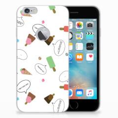 Apple iPhone 6 Plus | 6s Plus Siliconen Case IJsjes