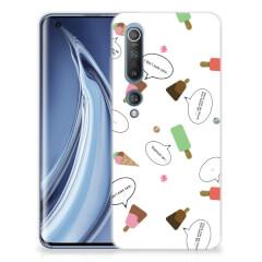 Xiaomi Mi 10 Pro Siliconen Case IJsjes