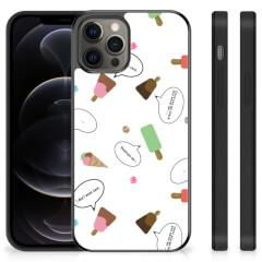 iPhone 12 Pro Max Silicone Case IJsjes