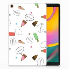 Samsung Galaxy Tab A 10.1 (2019) Tablet Cover IJsjes