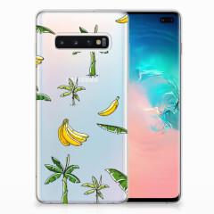 Samsung Galaxy S10 Plus TPU Case Banana Tree