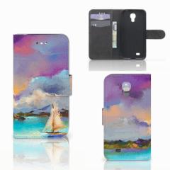 Hoesje Samsung Galaxy S4 Boat