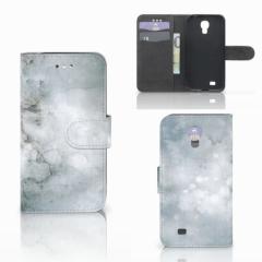 Hoesje Samsung Galaxy S4 Painting Grey