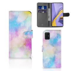 Hoesje Samsung Galaxy A51 Watercolor Light