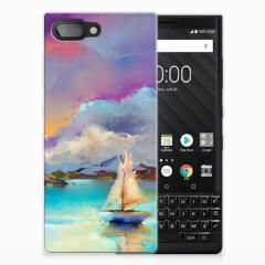 Hoesje maken BlackBerry Key2 Boat