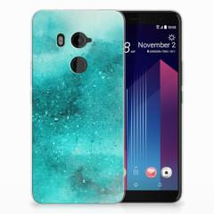 Hoesje maken HTC U11 Plus Painting Blue