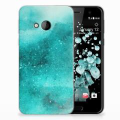 Hoesje maken HTC U Play Painting Blue