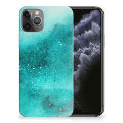 Hoesje maken Apple iPhone 11 Pro Painting Blue