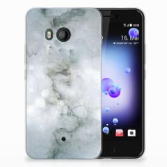 Hoesje maken HTC U11 Painting Grey
