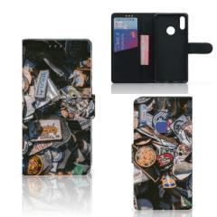 Boekhoesje Huawei Y7 Pro | Y7 Prime (2019) met eigen foto