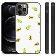 iPhone 12 Pro Max Silicone Case Avocado