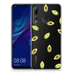Huawei P Smart Plus (2019) Siliconen Case Avocado